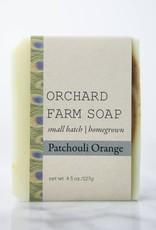 SOAP-PATCHOULI ORANGE