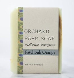 SOAP-PATCHOULI ORANGE