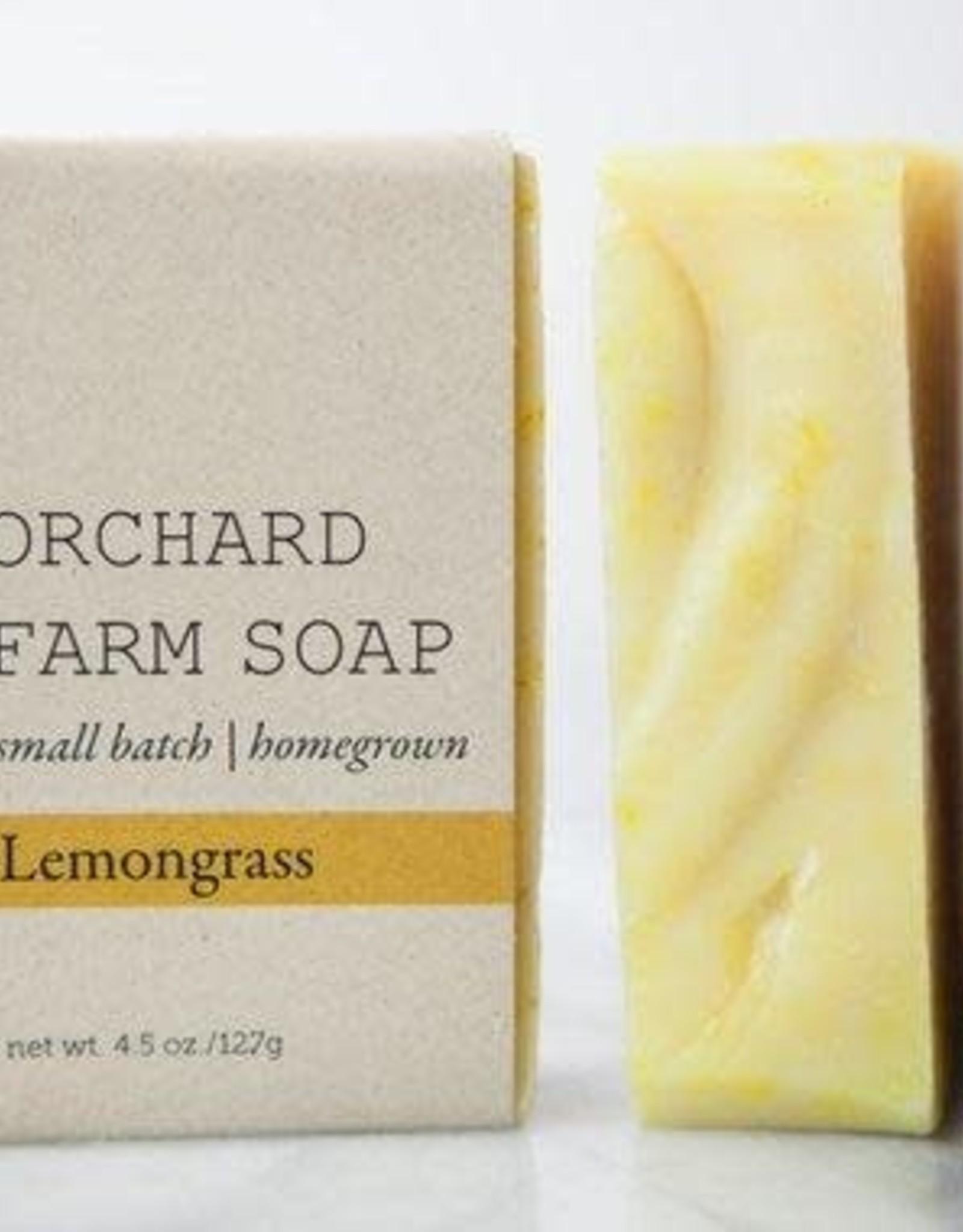 SOAP-LEMONGRASS