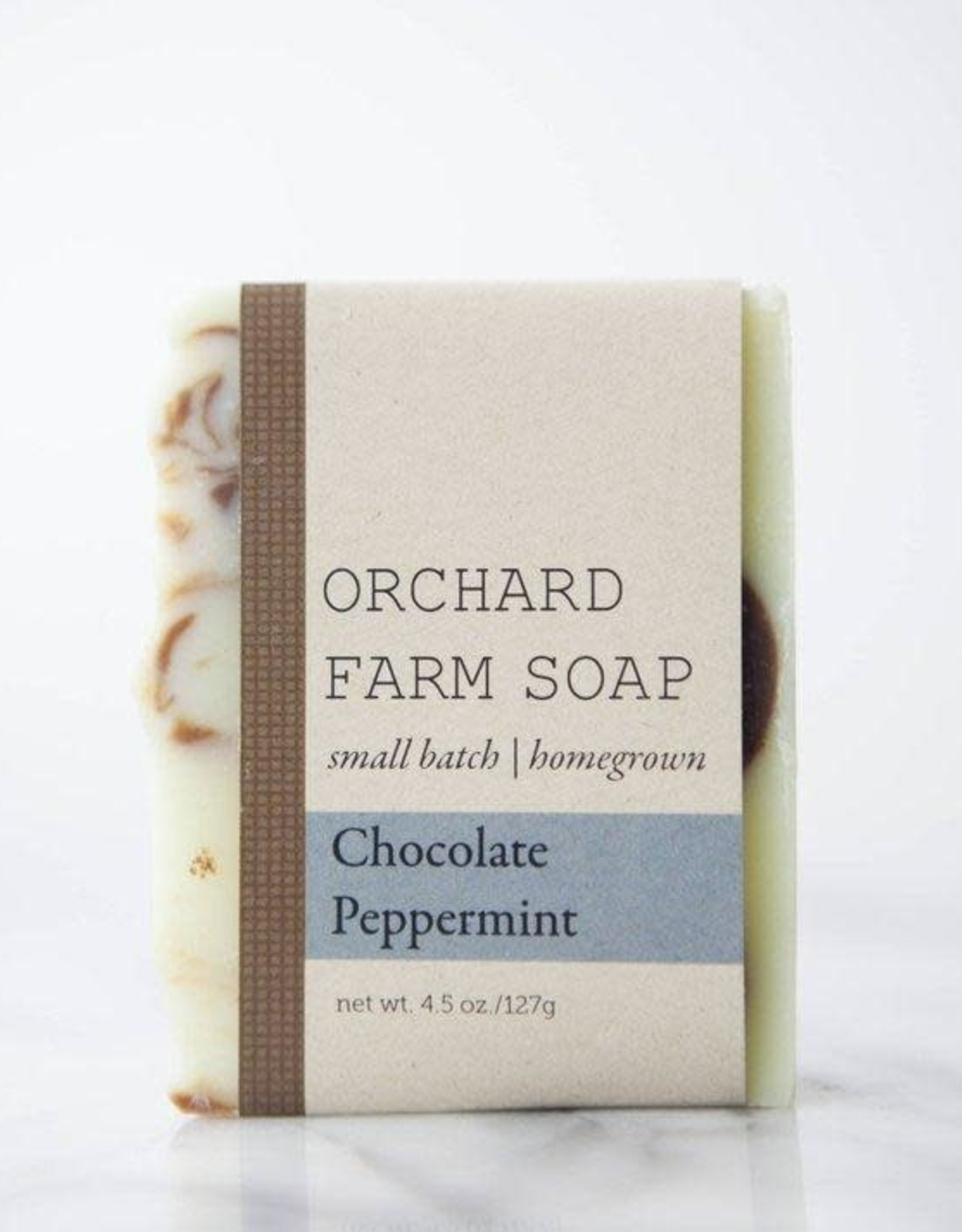 SOAP-CHOCOLATE PEPPERMINT