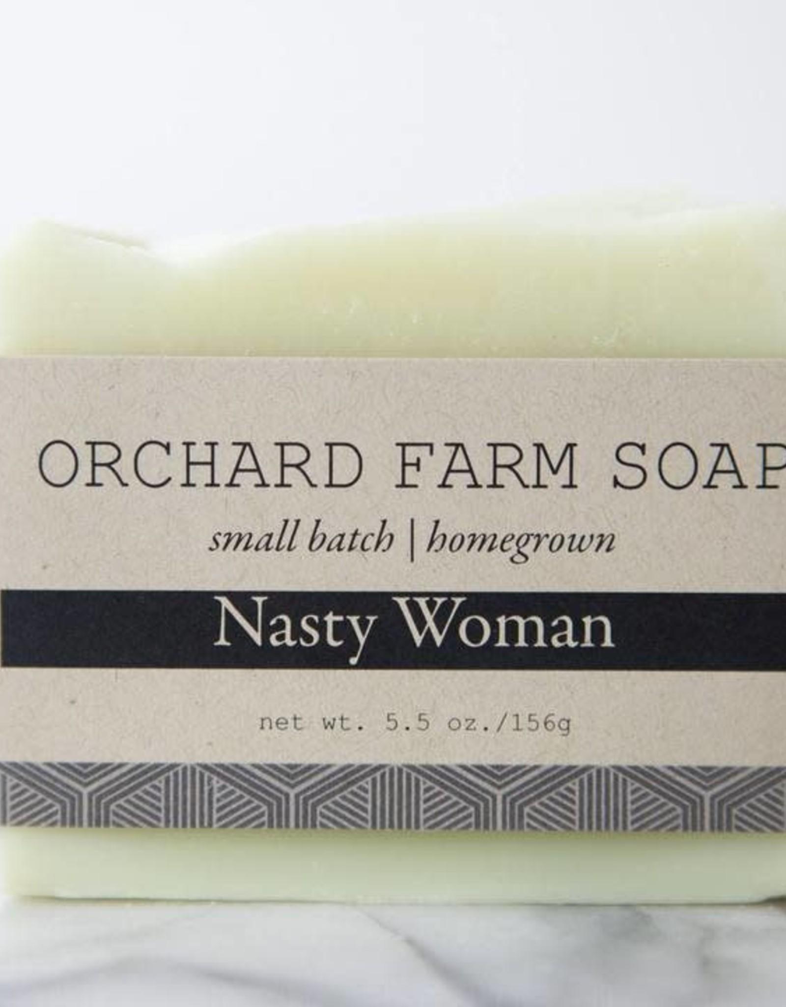 SOAP-NASTY WOMAN