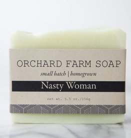 SOAP-NASTY WOMAN