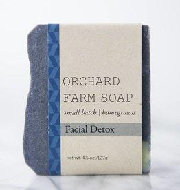 SOAP-FACIAL DETOX SOAP, ACTIVATED CHARCOAL