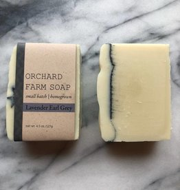 SOAP-EARL GREY LAVENDER