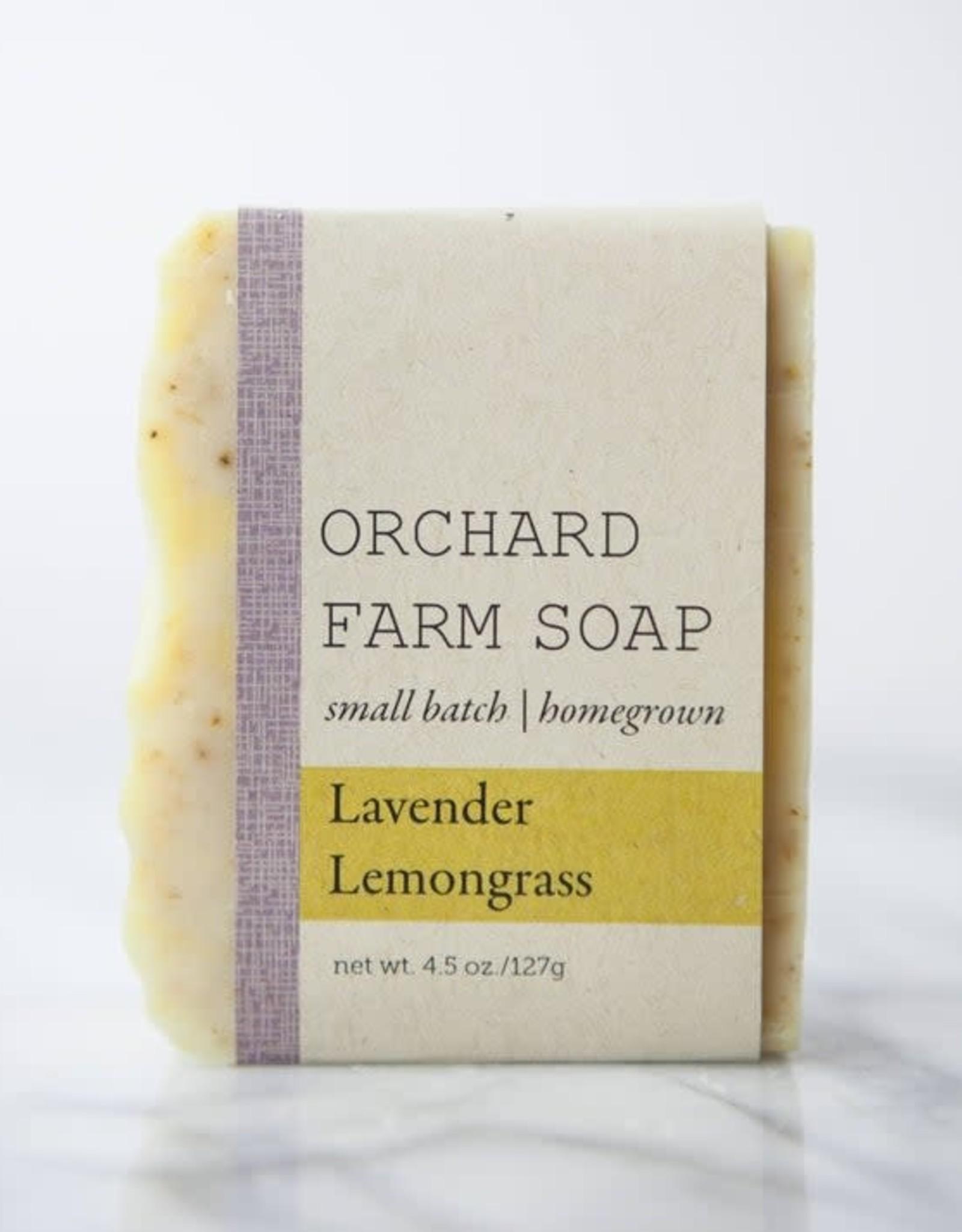 SOAP-LAVENDER LEMONGRASS