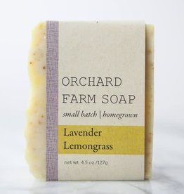SOAP-LAVENDER LEMONGRASS