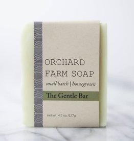 SOAP-GENTLE BAR