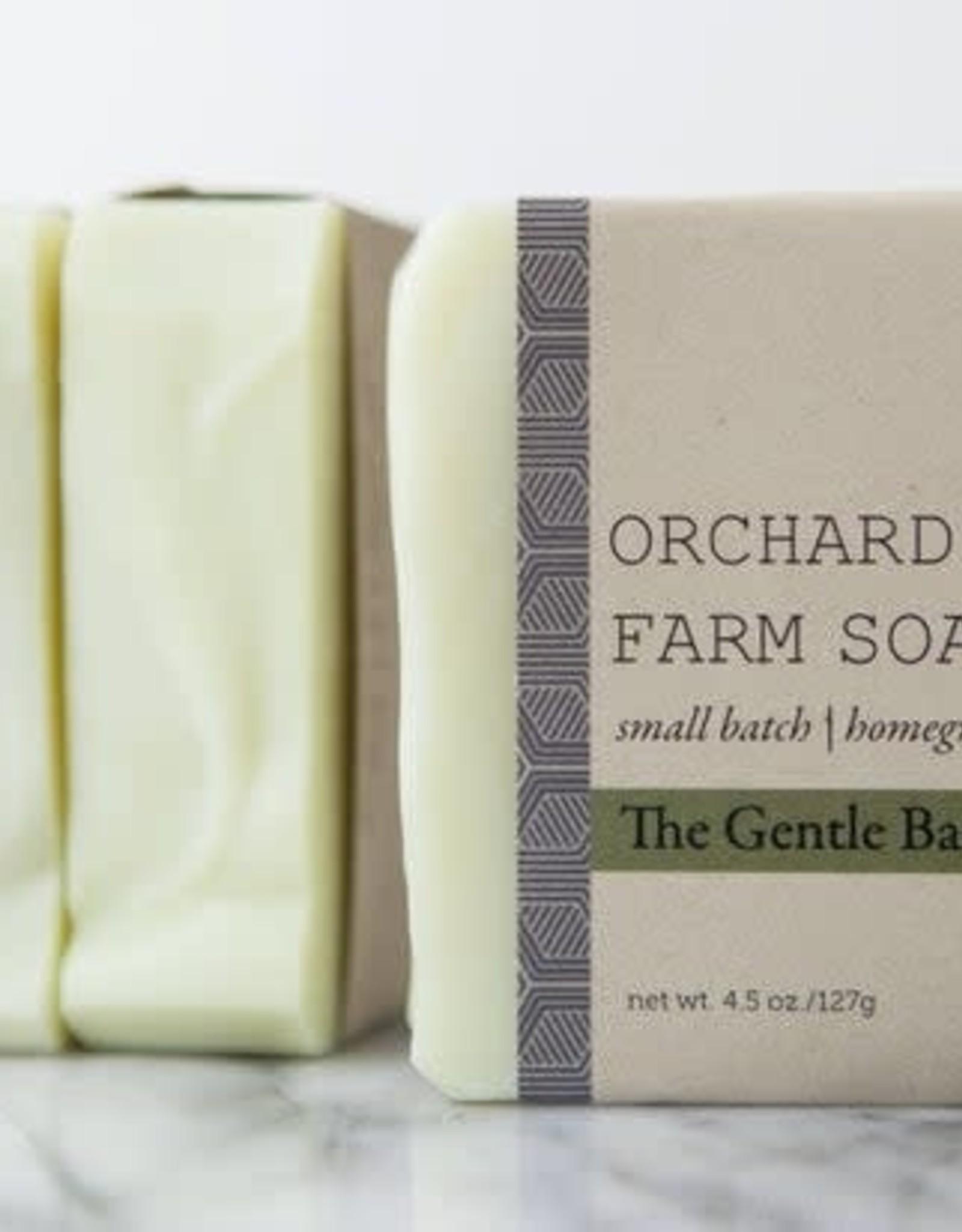 SOAP-GENTLE BAR