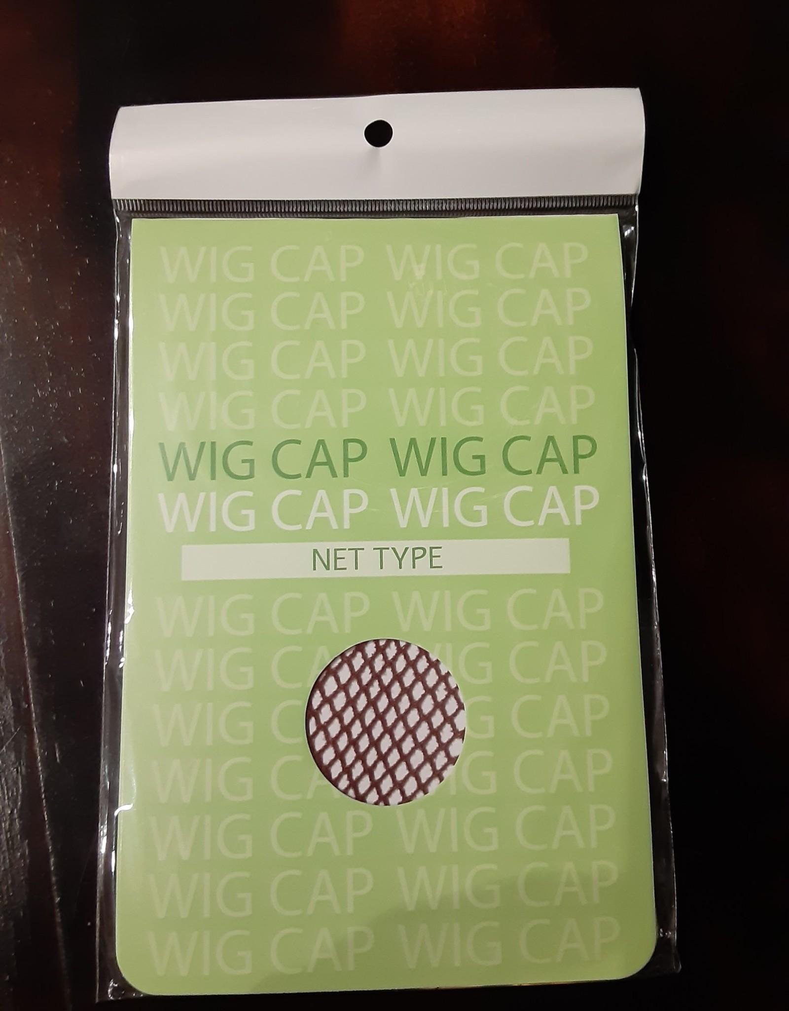 WIG CAP-NET, DELUXE, BEIGE