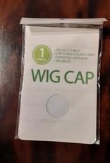 WIG CAP, WHITE, 1 PC