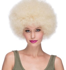 AFRO WIG-COLOR AFRO, BLONDE