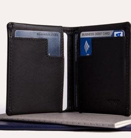 WALLET-SLIM BIFOLD, BLACK