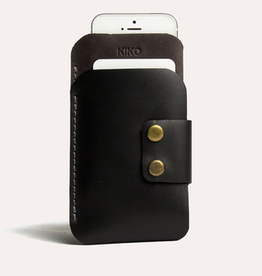 WALLET-IPHONE SLEEVE, BLACK, 7/6S/6