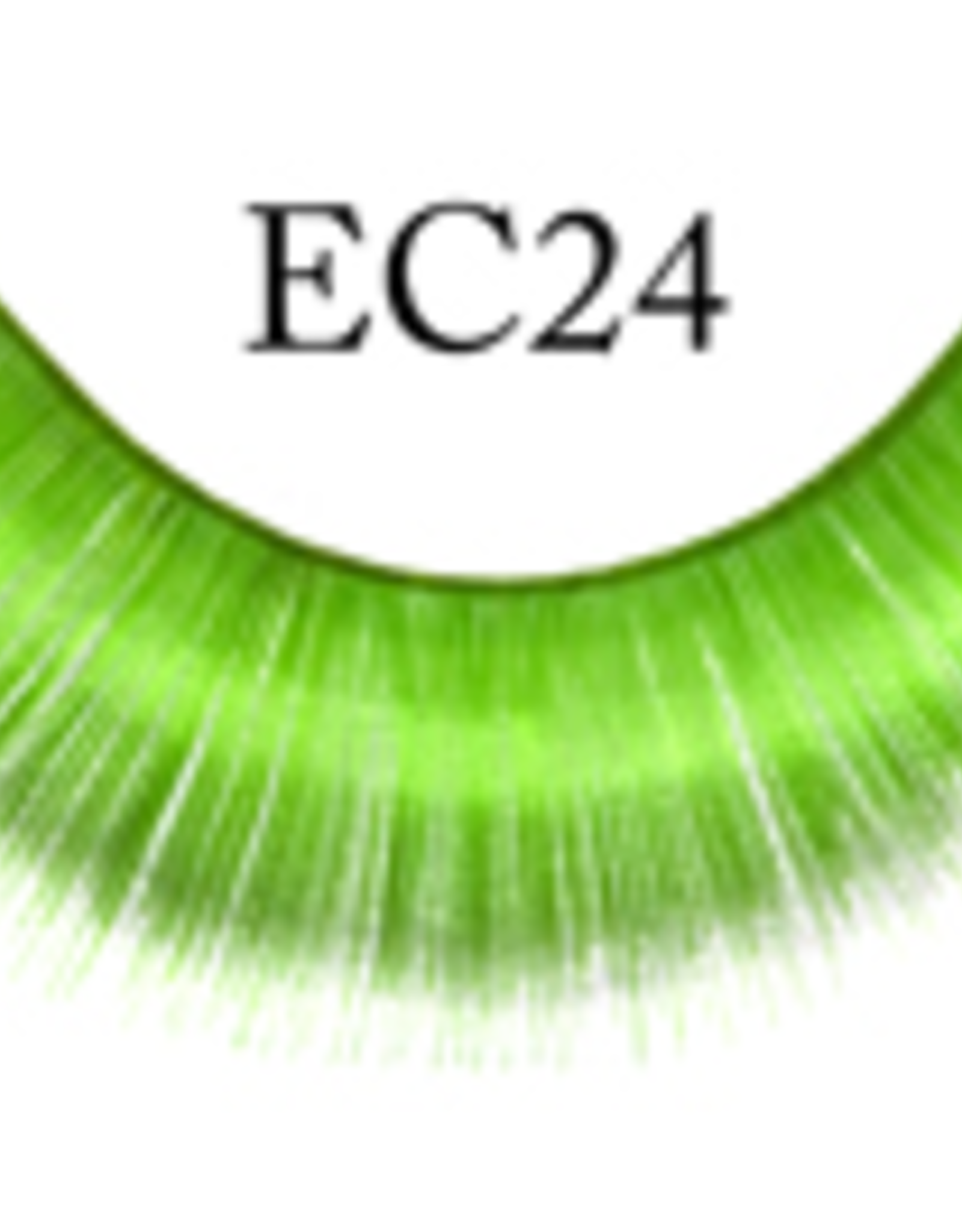 EYELASH-SOLID COLOR, GREEN