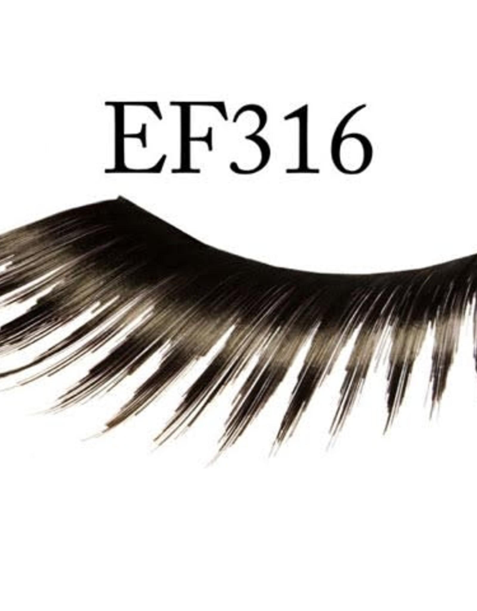 EYELASH, BLACK, #EF316