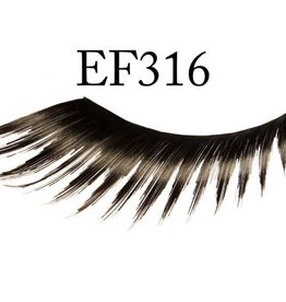 EYELASH, BLACK, #EF316