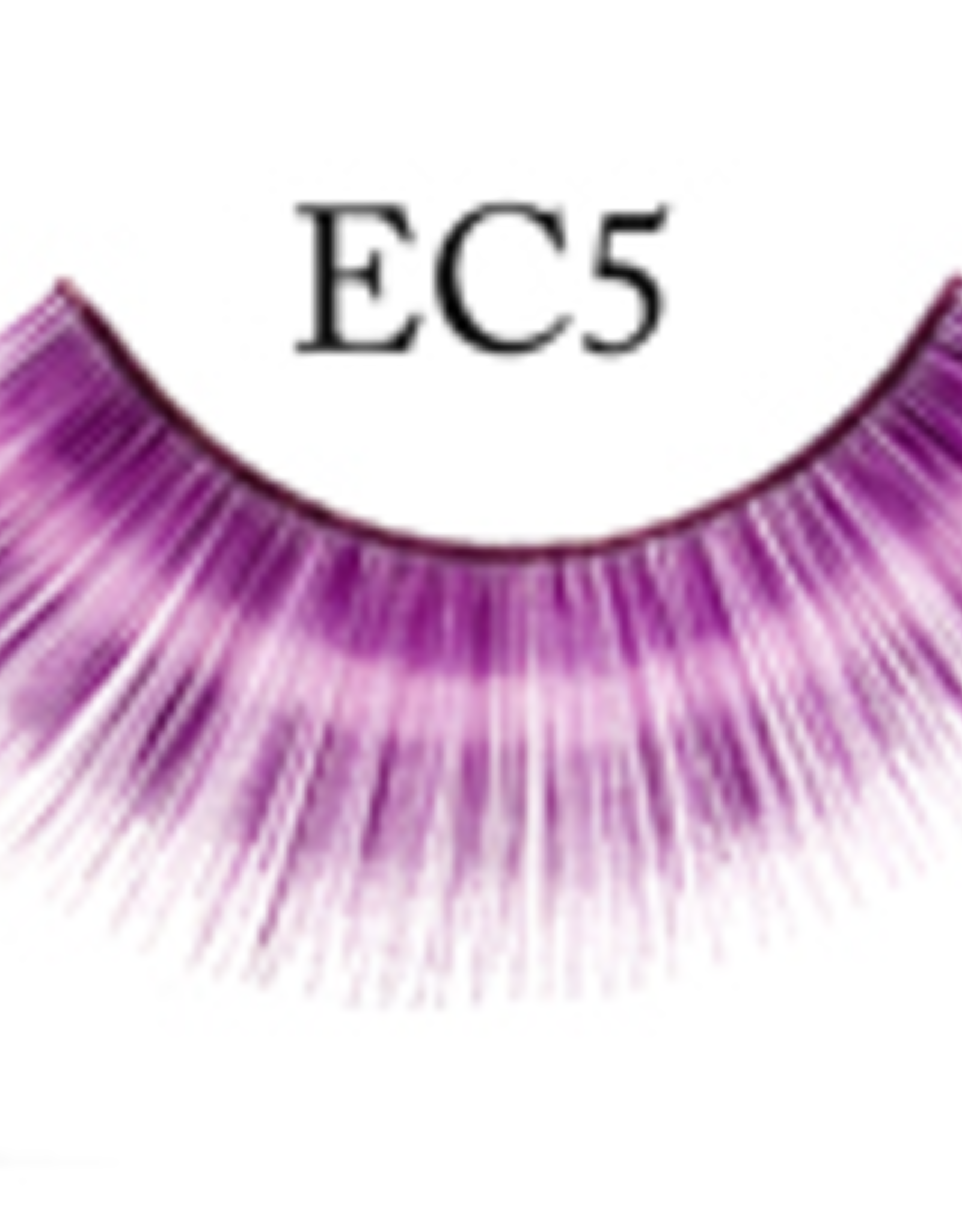EYELASH-SOLID COLOR, PURPLE