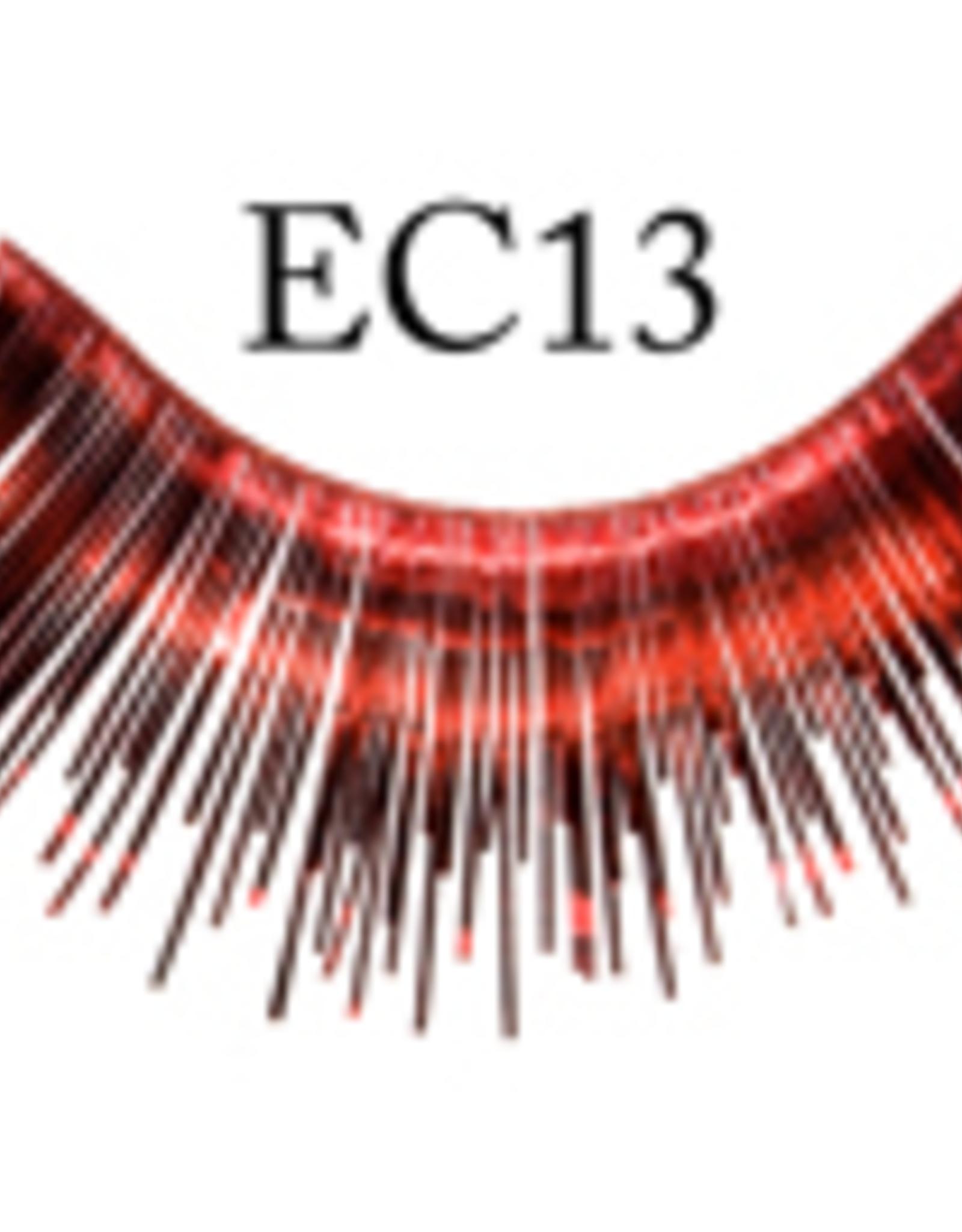 EYELASH-METALLIC, RED
