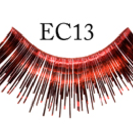 EYELASH-METALLIC, RED