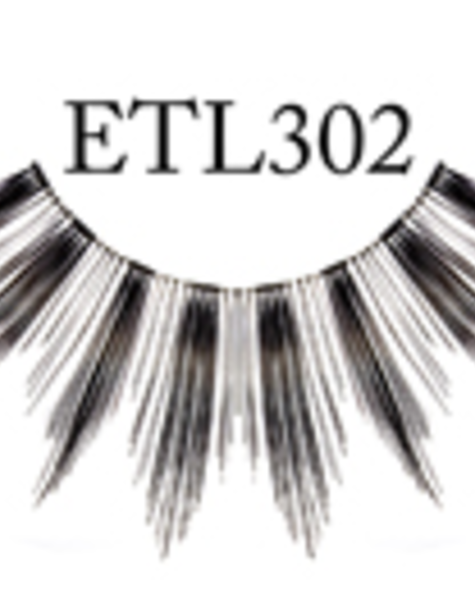 EYELASH-BLACK, #302, THICK & LONG