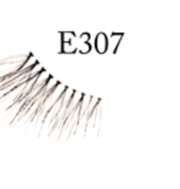 EYELASH-BLACK, #307END LASH
