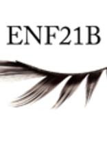 EYELASH-BLACK FASHION,  #21, BOTTOM ONLY