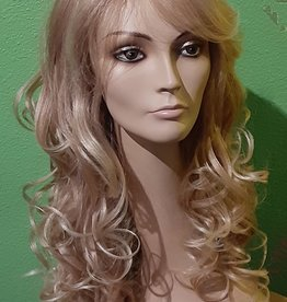 BOSTON WIG, BLONDE, T27.613 (HEAT SAFE)