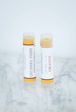 LIP BALM-ORANGE BLOSSOM  SHEA BUTTER