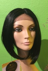 LF-BLITHE WIG, 1B BLACK (LACE FRONT)