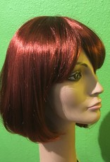 CINDY WIG, HENNAH RED