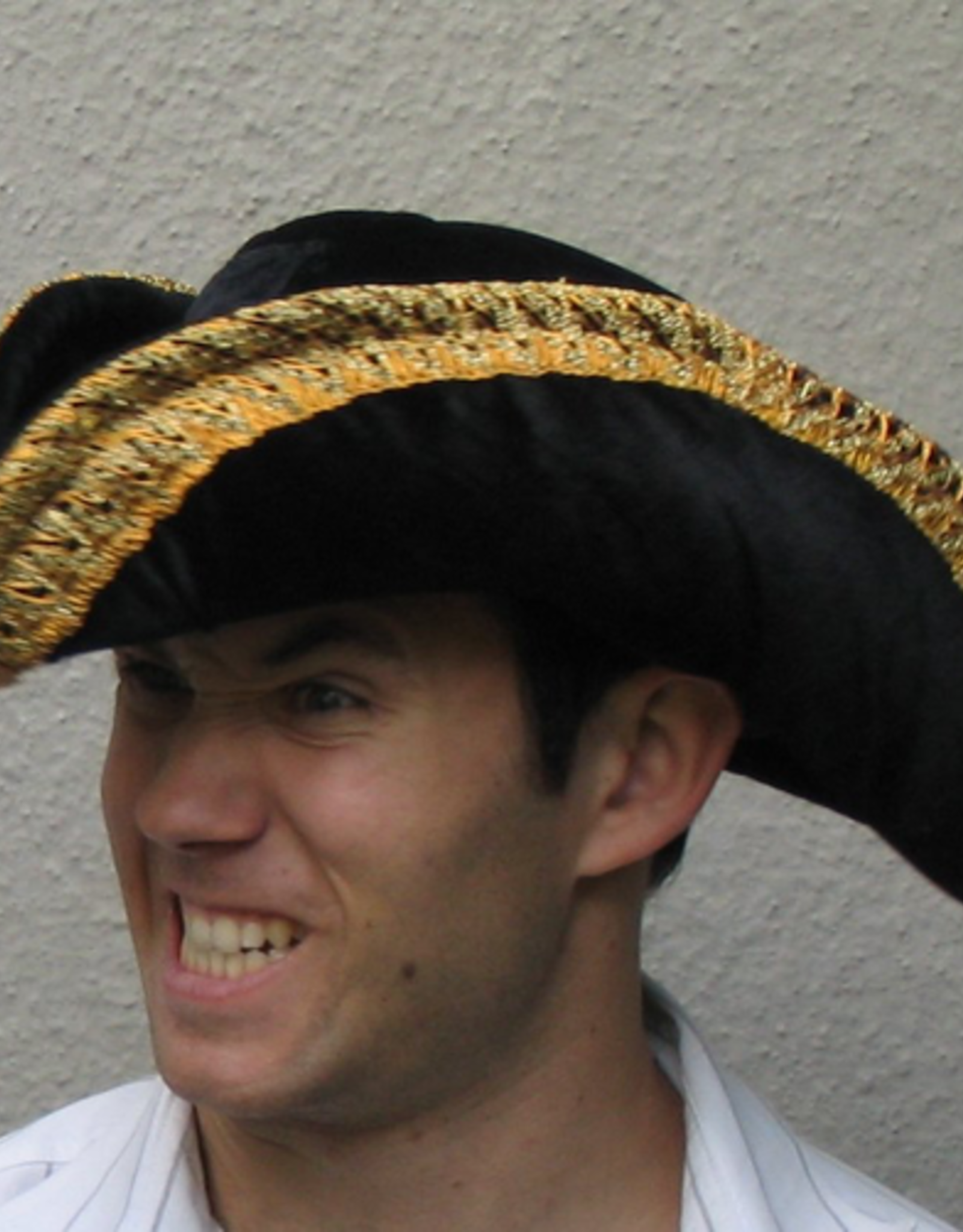 HAT-TRICORN, BLACK
