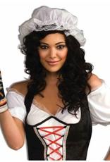 HAT-MOB CAP, WHITE