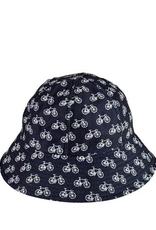 HAT-BUCKET, CLOTH ,WATER REPELLANT,  ASST COLORS/PRINTS