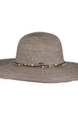 HAT-WIDE BRIM-SIENNA