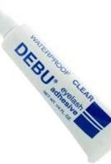 EYELASH GLUE, DEBU, CLEAR (BEY1-CL)