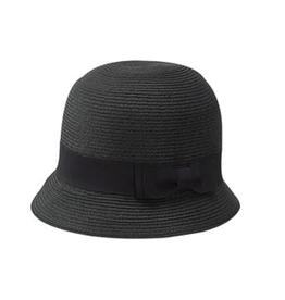 HAT-CLOCHE, PAPER BRAID
