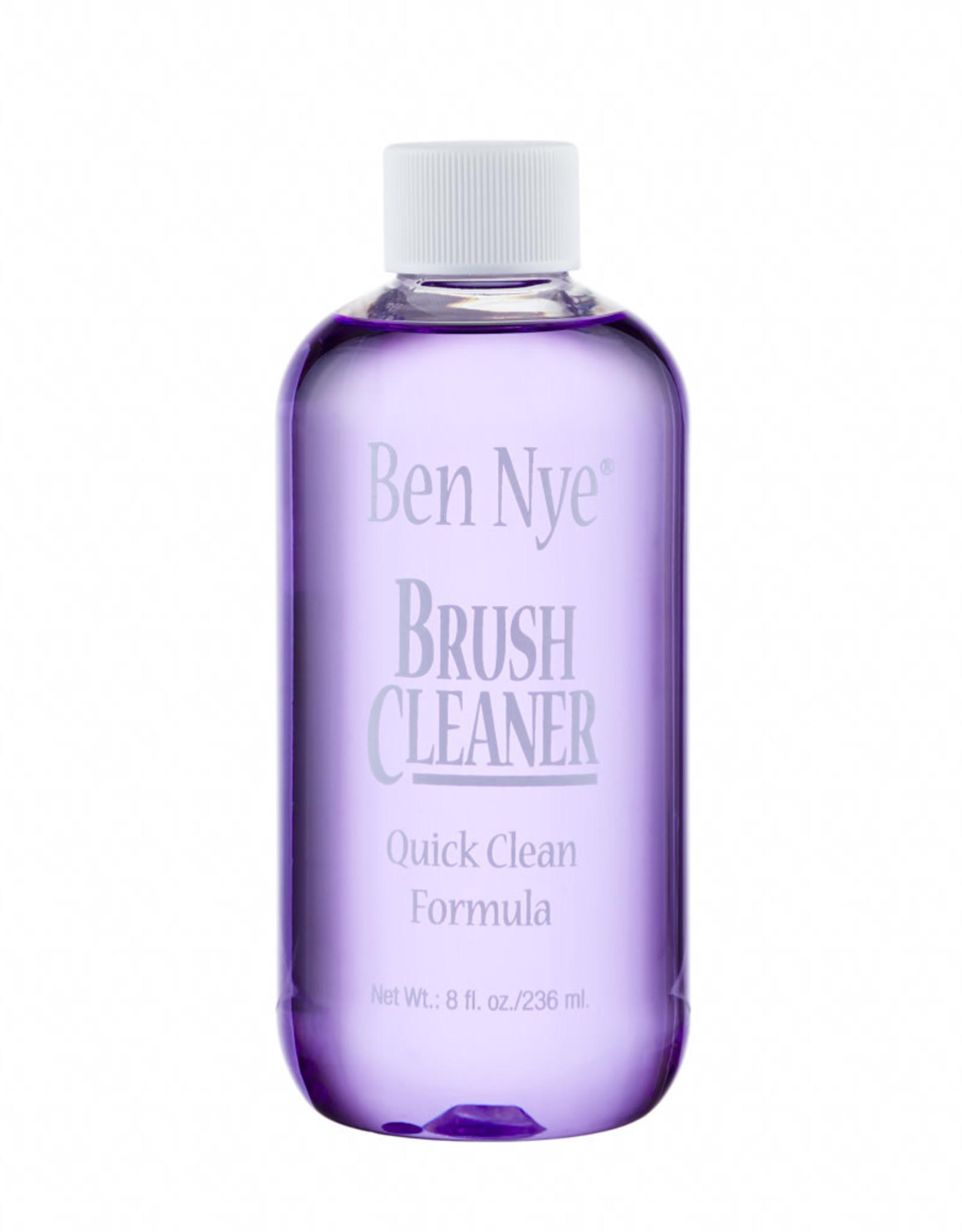 Ben Nye BRUSH CLEANER-PUMP, 8 OZ