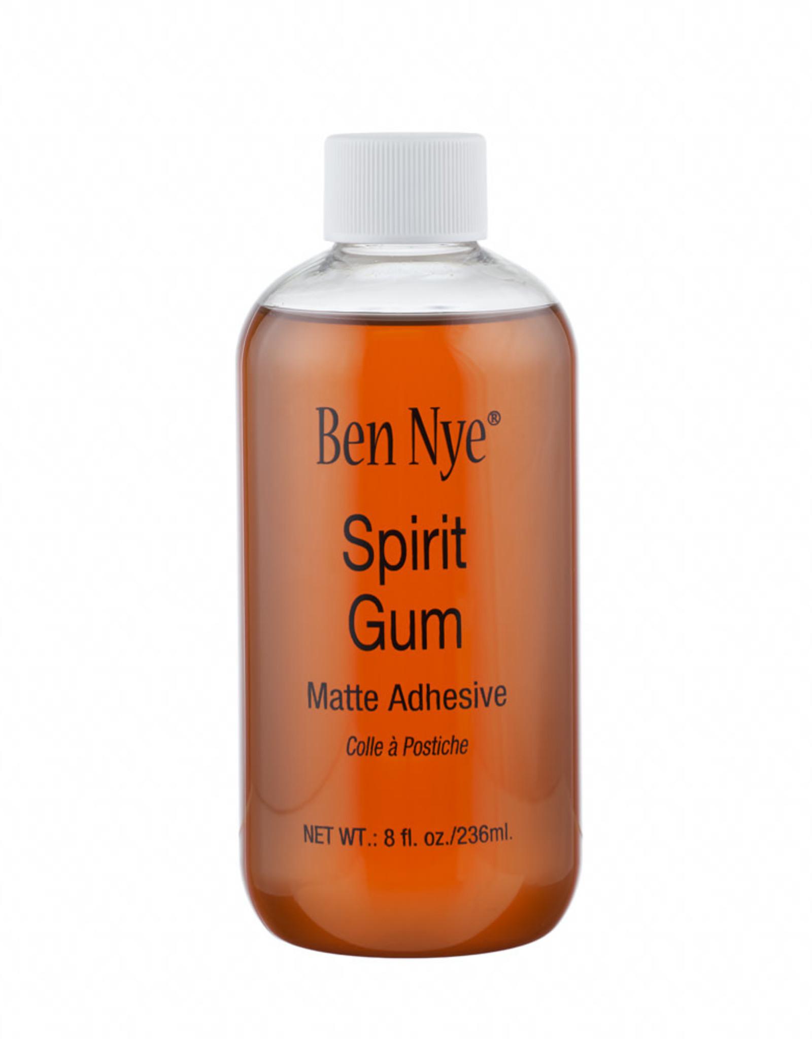 Ben Nye FX SPIRIT GUM ADHESIVE, 8 FL OZ