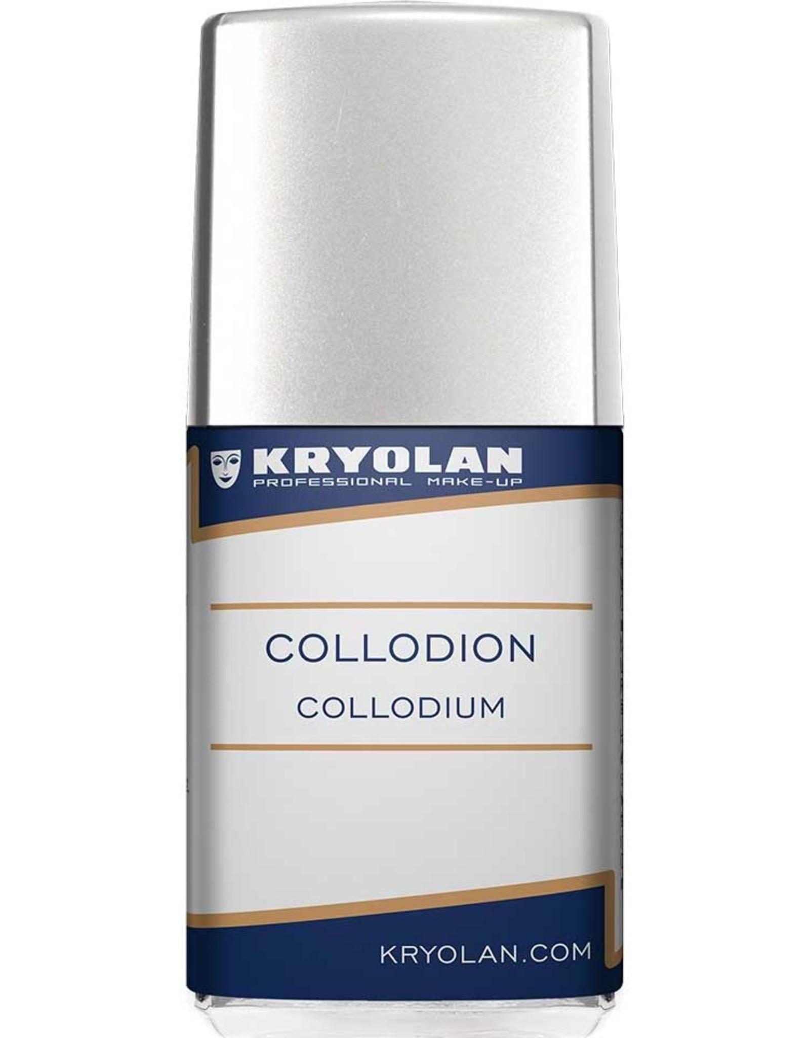 Kryolan FX-RIGID COLLODION, 11 MIL