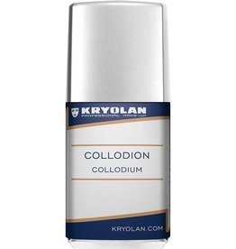 Kryolan FX-RIGID COLLODION, 11 MIL
