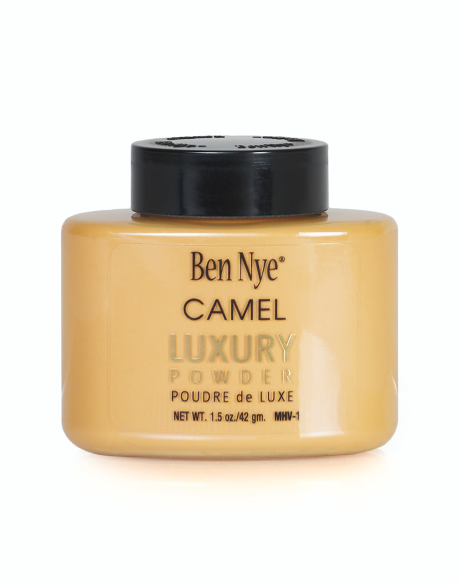 Ben Nye LUXURY POWDER, CAMEL, SHAKER,1.5 OZ