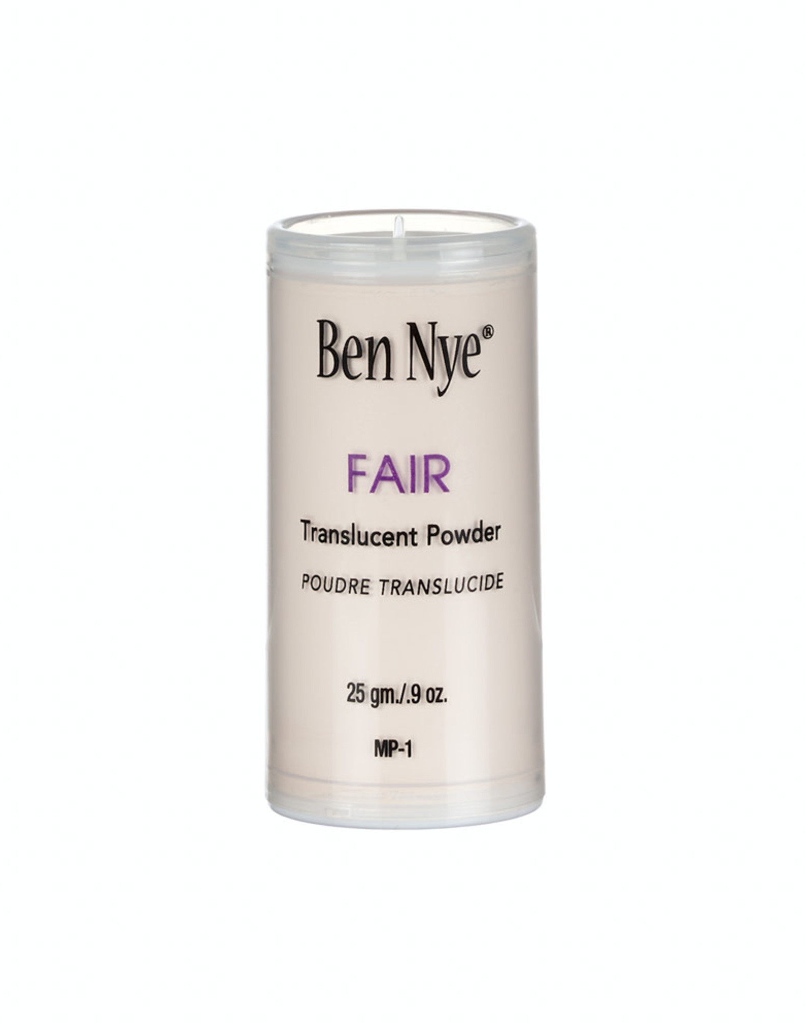 Ben Nye TRANSLUCENT POWDER, FAIR, .9 OZ