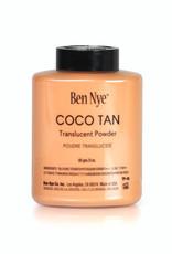Ben Nye TRANSLUCENT POWDER, COCO TAN, 3 OZ