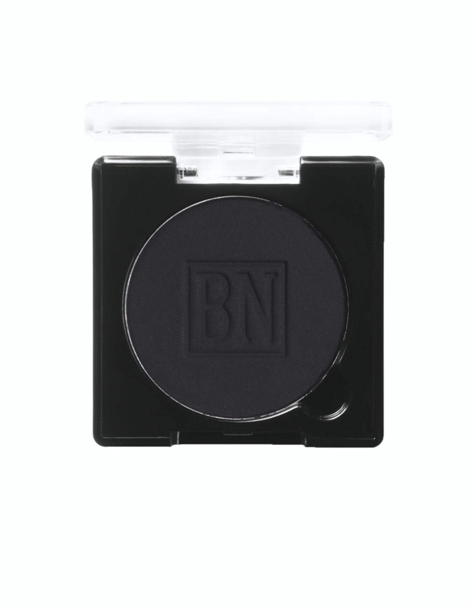 Ben Nye EYE SHADOW, BLACK,.12 OZ