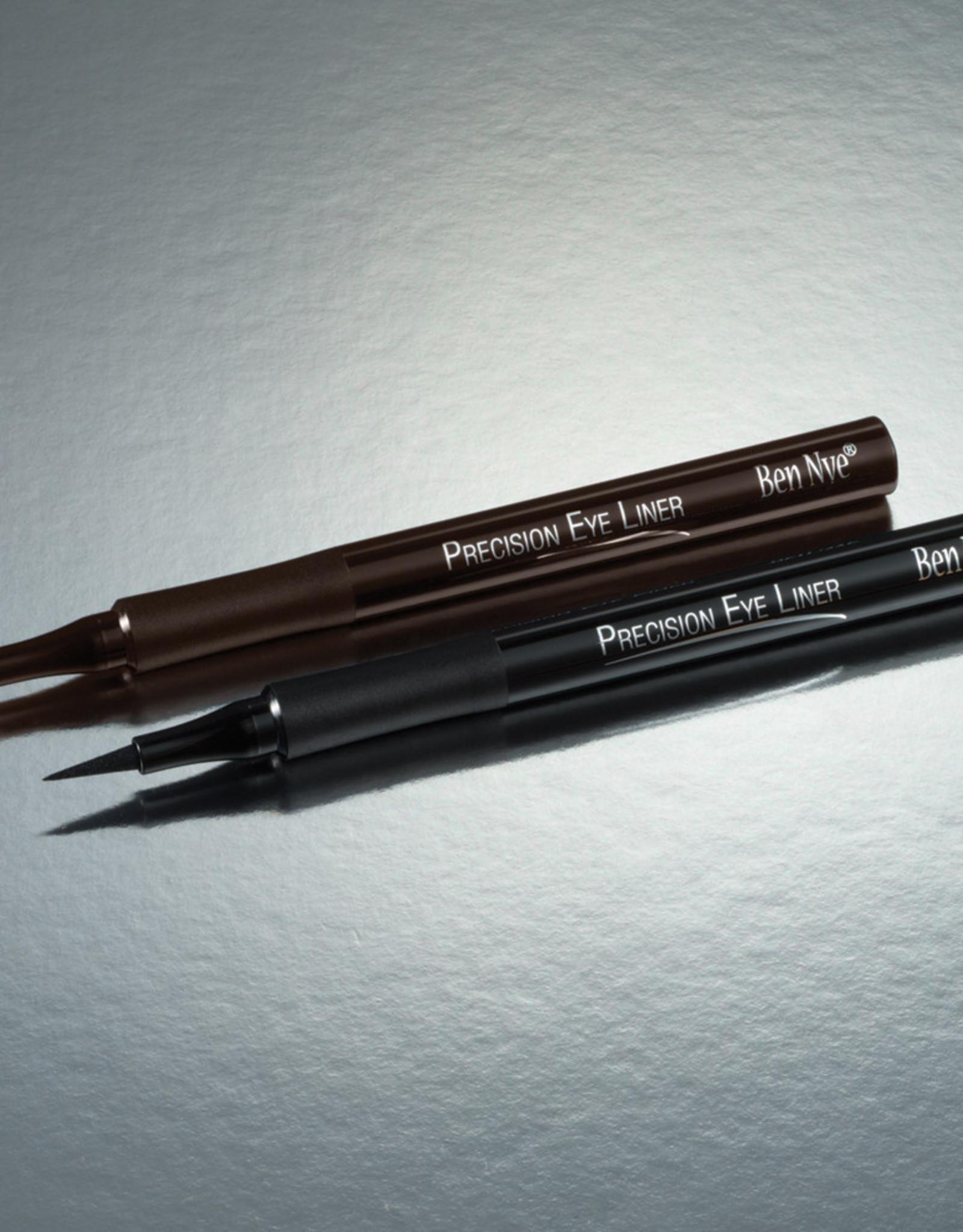 Ben Nye PRECISION EYE LINER, BLACK,.034 OZ