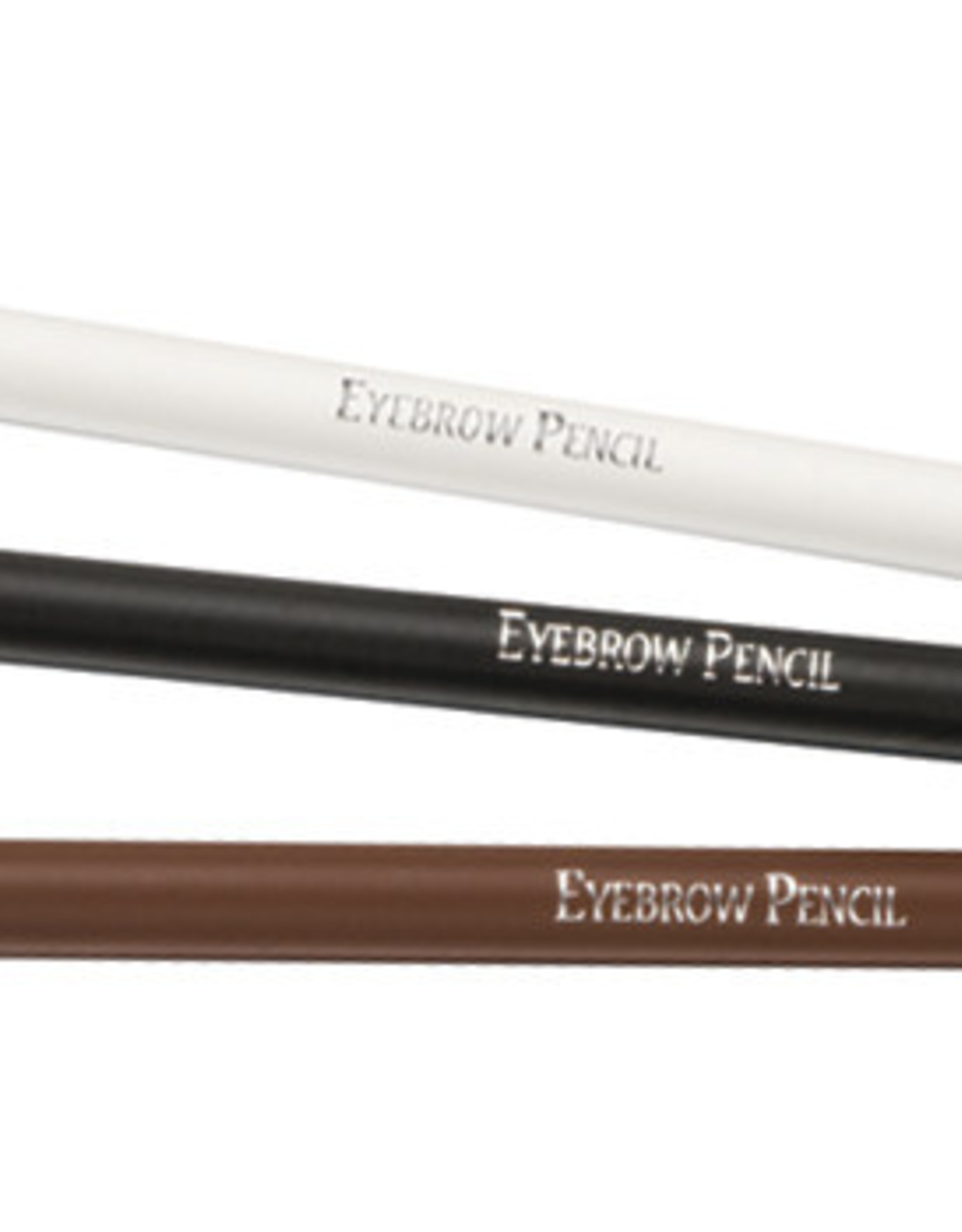 Ben Nye EYEBROW PENCIL, BLACK, .05 OZ