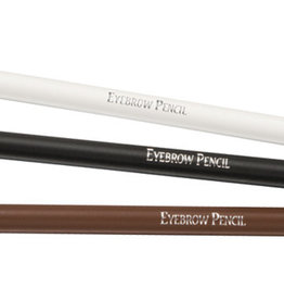 Ben Nye EYEBROW PENCIL, BLACK,.05 OZ