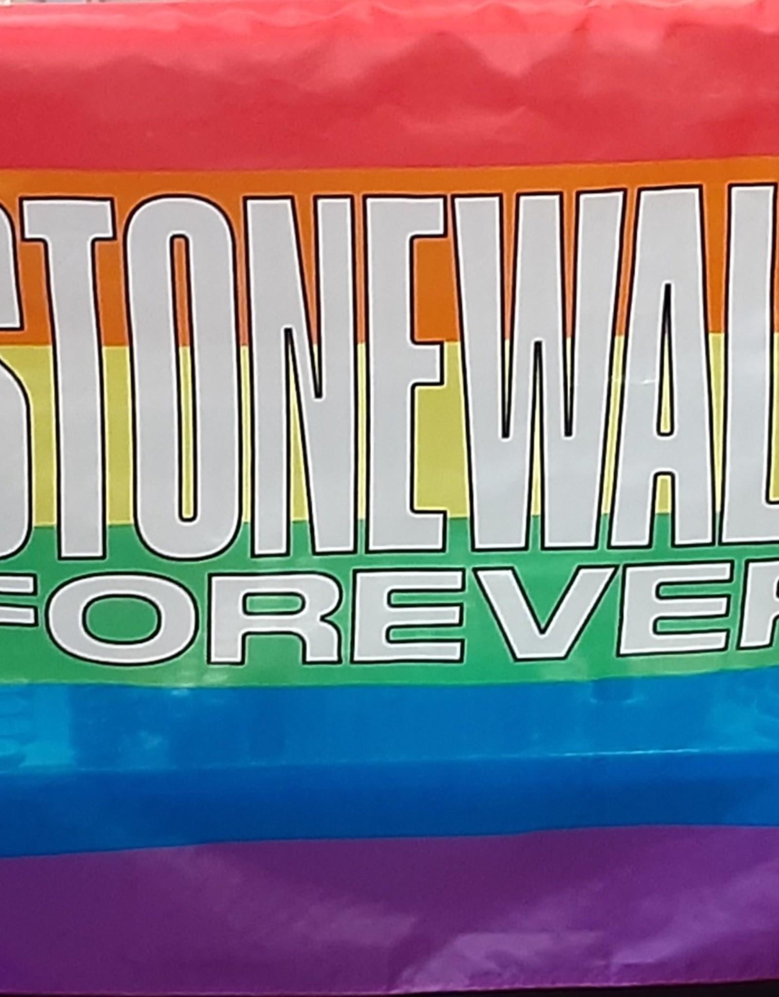 FLAG-PRIDE RAINBOW STONEWALL 3X5