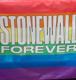 FLAG-PRIDE RAINBOW STONEWALL 3X5