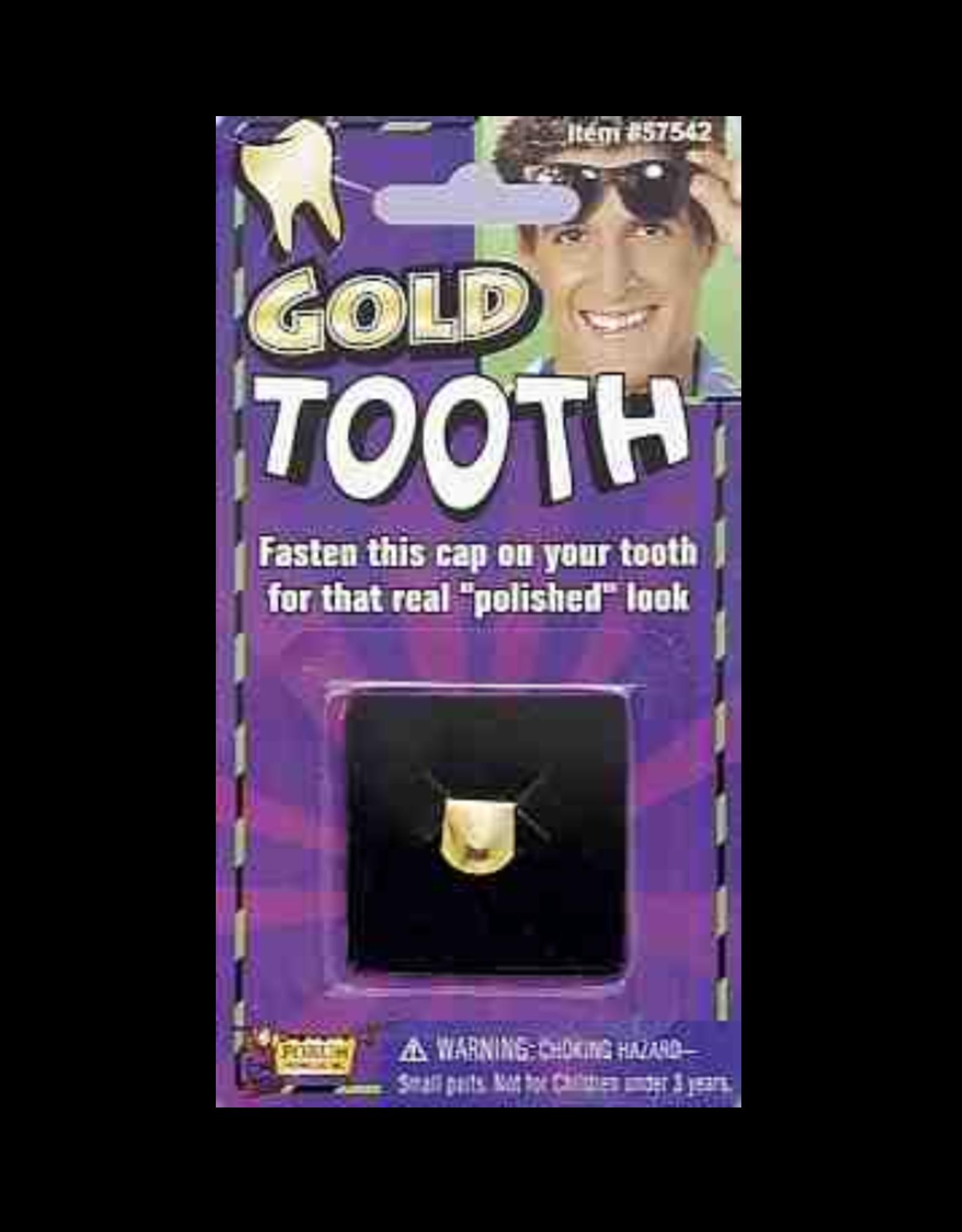 TOOTH CAP-GOLD